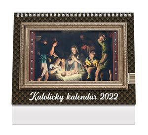 Obrázok Katolícky kalendár 2022 - stolový kalendár