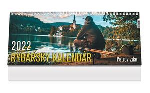 Obrázok Rybársky kalendár 2022 - stolový kalendár