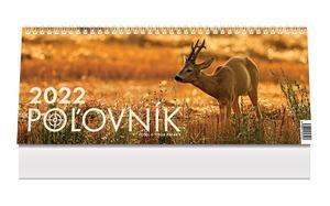 Obrázok Poľovník 2022 - stolový kalendár