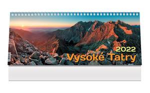 Obrázok Vysoké Tatry 2022 - stolový kalendár