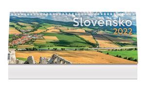Obrázok Slovensko 2022 - stolový kalendár
