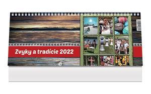 Obrázok Zvyky a tradície 2022 - stolový kalendár