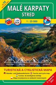 Obrázok TM 10 - Malé Karpaty - Stred 1:25 000