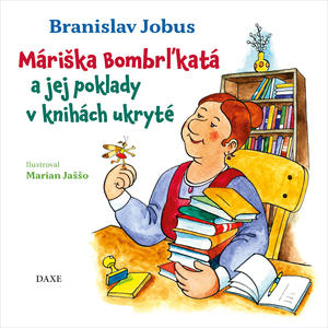 Obrázok Máriška Bombrľkatá a jej poklady v knihách ukryté