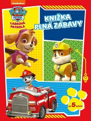 Obrázok Labková patrola Knižka plná zábavy
