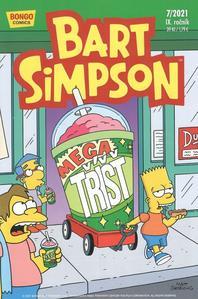 Obrázok Bart Simpson 7/2021