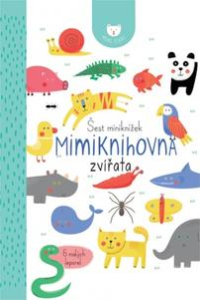 Obrázok Mimiknihovna Zvířata Šest miniknížek