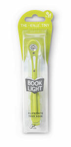 Obrázok LED lampička ke čtení úzká Žlutá