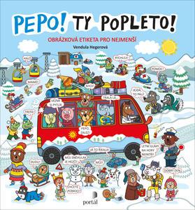 Obrázok Pepo! Ty popleto!