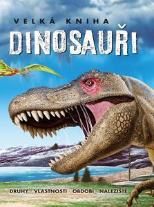 Obrázok Velká kniha Dinosauři