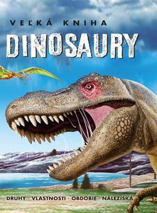 Obrázok Dinosaury Veľká kniha