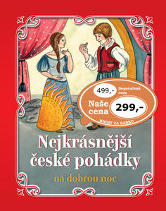 Obrázok Nejkrásnější české pohádky