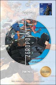 Obrázok Batman/Fortnite Bod nula sebrané vydání
