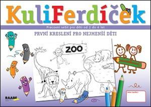 KuliFerdíček První kreslení pro nejmenší děti