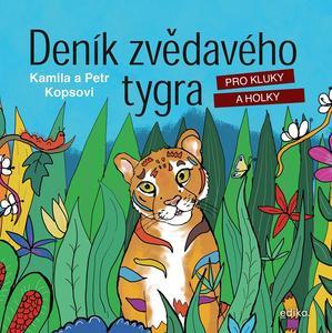 Obrázok Deník zvědavého tygra