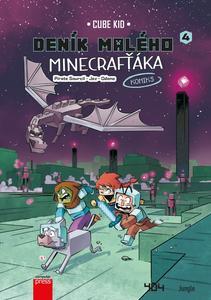 Obrázok Deník malého Minecrafťáka Komiks 4