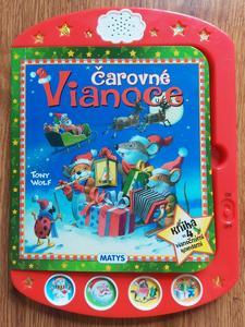 Obrázok Čarovné Vianoce - detský tablet
