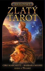 Obrázok Královský Zlatý tarot