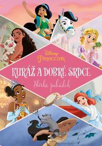 Obrázok Princezna Kuráž a dobré srdce