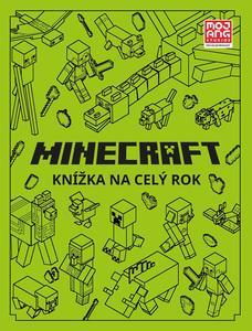 Obrázok Minecraft Knížka na celý rok