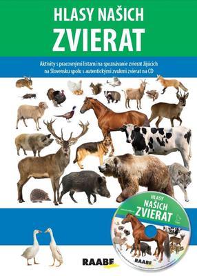 Obrázok Hlasy našich zvierat + CD