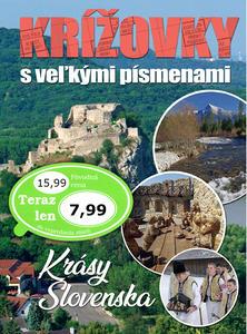 Obrázok Krížovky s veľkými písmenami Krásy Slovenska