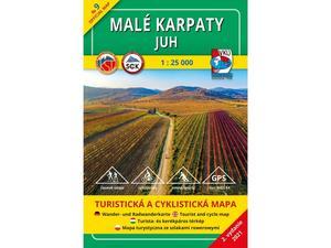 Obrázok Malé Karpaty - Juh 1:25 000