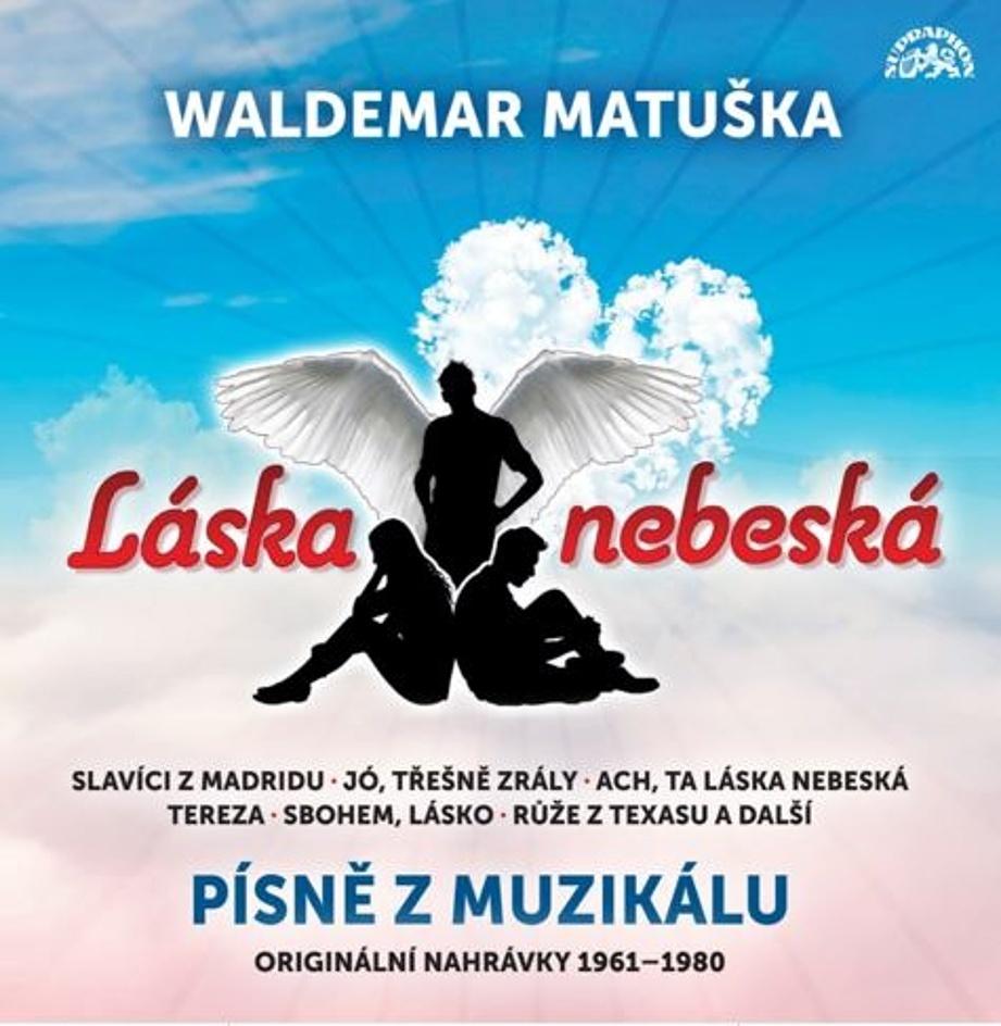 Láska nebeská (2 CD)