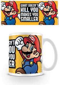 Obrázok Hrnek Super Mario What Doesn't Kill You Makes you smaller