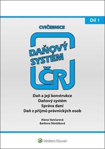 Obrázok Cvičebnice Daňový systém 2021 1. díl