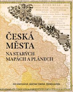 Obrázok Česká města na starých mapách a plánech