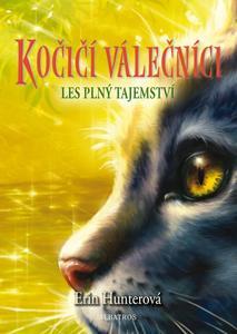 Obrázok Kočičí válečníci Les plný tajemství (3)