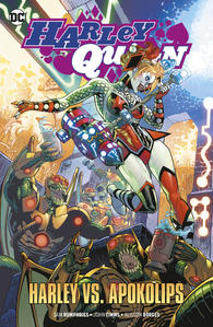 Obrázok Harley Quinn 1 Harley vs. Apokolips