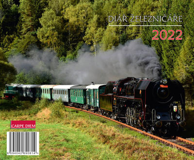 Diář železničáře 2022