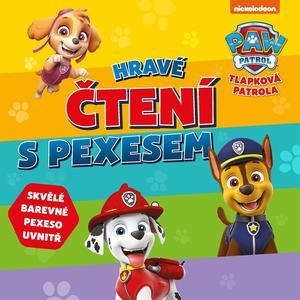 Tlapková patrola Hravé čtení s pexesem