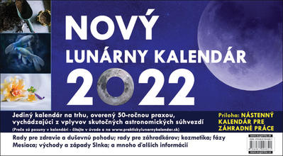 Obrázok Nový lunárny kalendár 2022