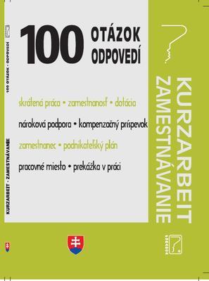 Obrázok Kurzarbeit • Zamestnávanie (100 otázok a odpovedí)