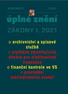Obrázok Aktualizace I/3 2021 – Archivnictví a spisová služba