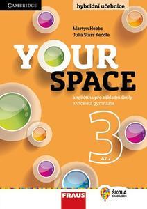 Obrázok Your Space 3 Hybridní učebnice