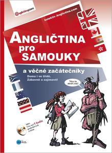 Obrázok Angličtina pro samouky a věčné začátečníky (obsahuje CD)