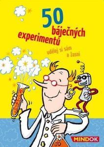 Obrázok 50 báječných experimentů