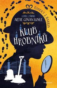 Obrázok Lovec záhad Artie Conan Doyle Klub hrobníků
