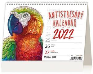 Obrázok Antistresový kalendář 2022