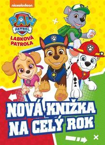 Obrázok Labková patrola - Nová knižka na celý rok