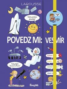 Obrázok Povedz mi: Vesmír