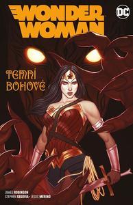 Obrázok Wonder Woman Temní bohové (8)