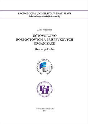 Obrázok Účtovníctvo rozpočtových a príspevkových organizácií