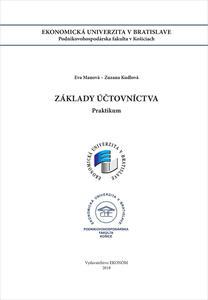 Obrázok Základy účtovníctva praktikum