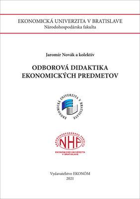 Obrázok Odborová didaktika ekonomických predmetov