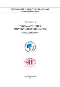 Obrázok Teória a politika podnikateľských financií